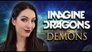 Imagine Dragons Demons Metal Cover by Minniva Christos Nikolaou