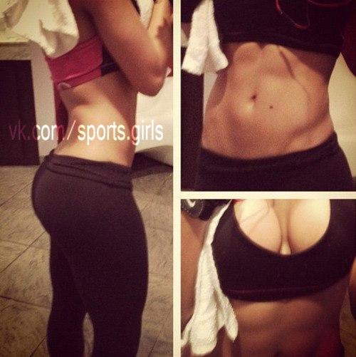 убрать жир боков спины упражнения