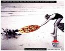 Реклама Pizza Hut в стиле ретро: Тащи свою задницу в Pizza Hut