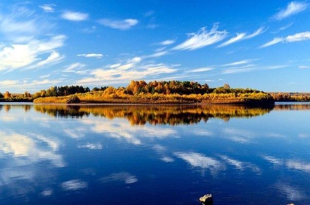 Река Бирюса, Иркутская область