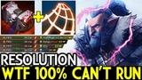 Resolution Troll Warlord WTF 100 Can't Run Cancer Hero Meta 7.20 Dota 2