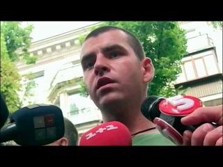 Представители воздушно-десантной бригады Днепропетровска рассказали о своей службе - Первый канал