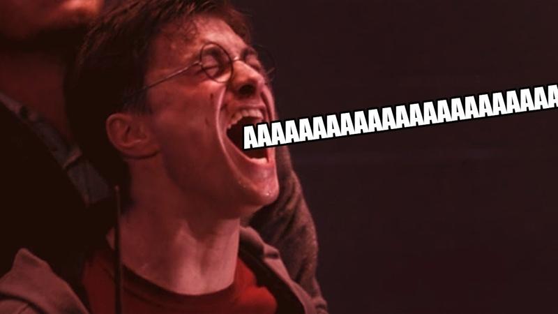 Гарри Поттер и Орден Горящего Пукана - Harry Potter CRACK 5