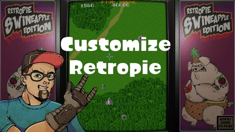 How To Use Shaders, Scanlines, Bezels Custom Game Controls On RetroPie How To Remove Them All!