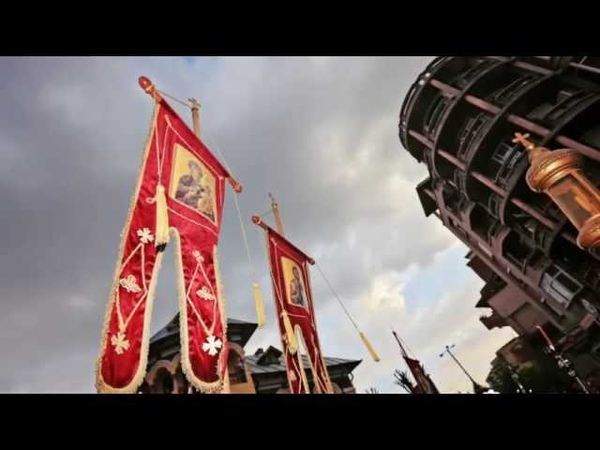 Albanian orthodox chant Christ is risen