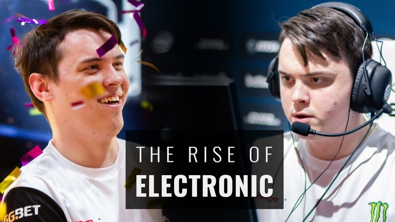 The Rise of electronic