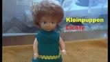Кукла малышка ГДР Kleinpuppen Lichte