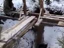 Расчистка старинного шурфа на Воскресенском руднике