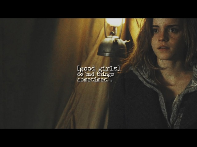 Hermione granger. [good girls do bad things]