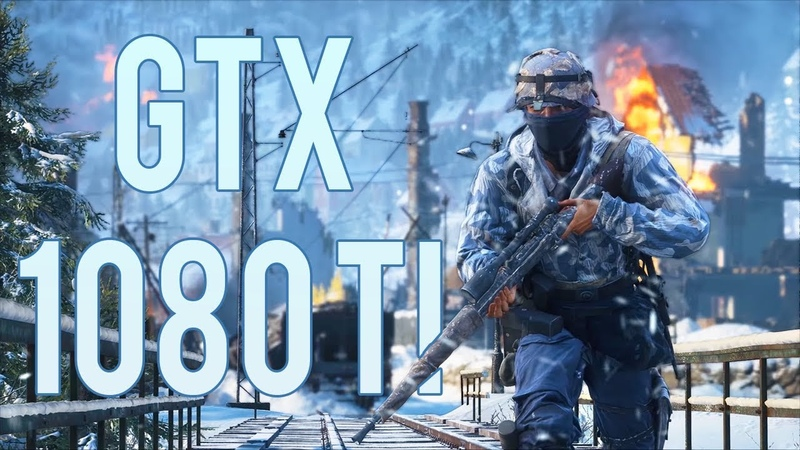 Battlefield V - i7 6700K 4.6GHz GTX 1080 Ti FTW3   1440p Ultra