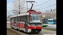 Поездка на трамвае Tatra KT3R Кобра №30699 №14 м.Университет-м.Октябрьская