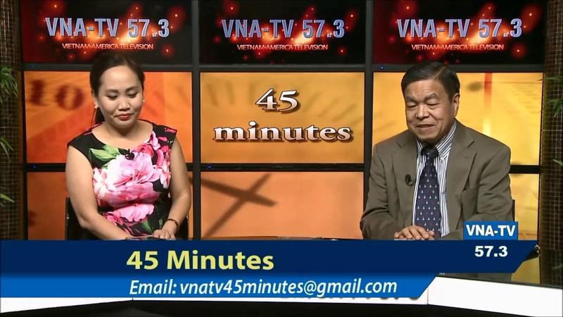 VNA TV 45 phút và Sư TINH CẦN