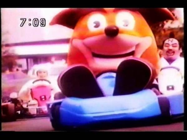 CM SCE クラッシュ・バンディクー レーシング (PS) [ Crash Team Racing ]