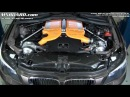 G-Power BMW M5 Touring Hurricane RS 750 HP engine and brakes in detail
