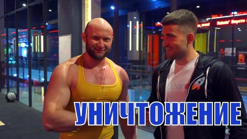 Юрий Спасокукоцкий • Вызов Столярову - Уничтожил молокососа!