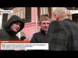 Видео, на котором запечатлен владелец уже легендарного УАЗа ФССУ и его приятель на Mercedes с диплом