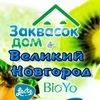 Великий Новгород &  Заквасок ДОМ!