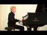 Alexander Malofeev -- W.A.Mozart. Piano sonata №1 in C Major, K.279. 1 movement