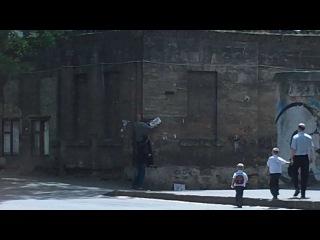 Одесса. Местные вандалы