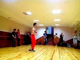 SalsaBO Master-Class Salsa for Boys part 1 May 2014