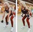 Упражнения для ног, ягодиц, пресса, рук и спинки