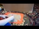 как рисовать на песке!