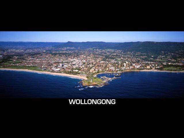 Australia, Attractions Of Wollongong / Австралия, Достопримечательности Вуллонгонга