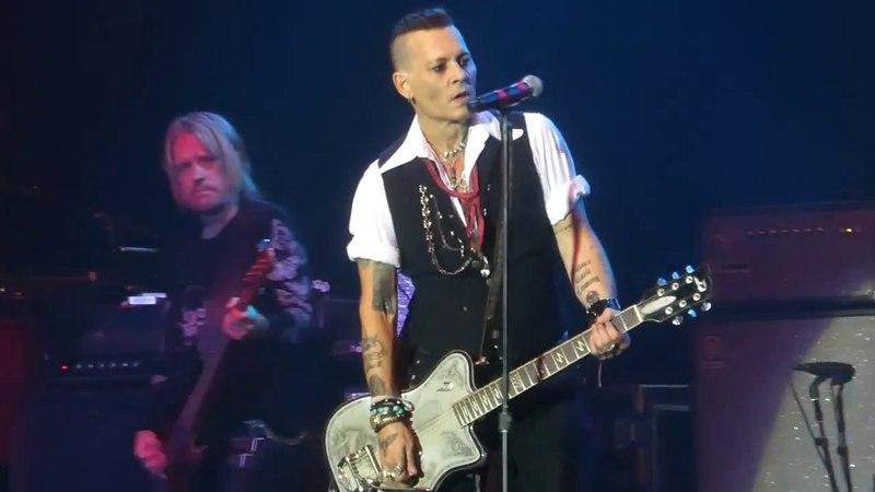 People Who Died (Johnny Depp Vocals) Hollywood Vampires@Bethlehem, PA 52118