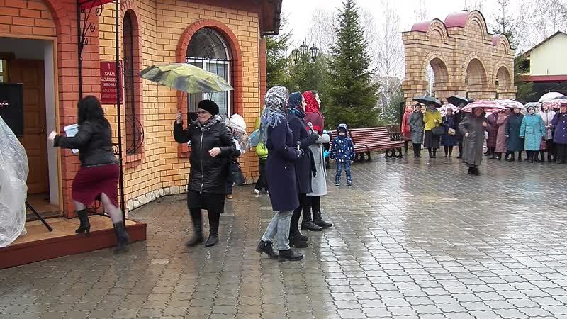 Ой, снег-снежок, белая метелица. Трио Вольные распевы. Концерт Русь Святая храни Веру Православную.