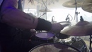 Marduk Into Utter Madness drum cam 2018