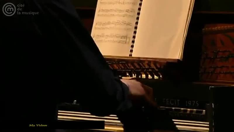 825 J. S. Bach - Partita No. 1 in B flat major, BWV 825 [German Suite N. 1] - Jean Luc Ho