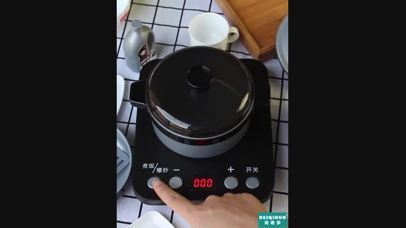 Набор кухонных принадлежностей с печкой