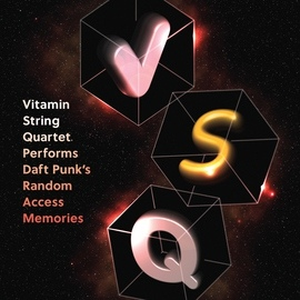 Vitamin String Quartet альбом Vitamin String Quartet Performs Daft Punk's Random Access Memories