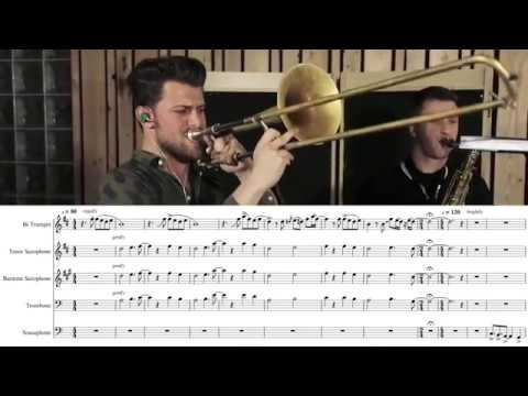 Transcription Lucky Chops Without You 4 Tonite