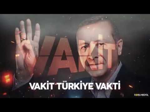 Haydi Türkiye! Vakit Türkiye Vakti! - Koru Medya