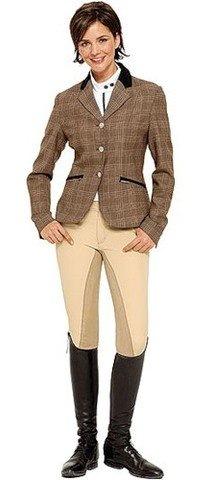 Дерби - жокейский стиль. . Название стиля носит имя английского лорда Дерб