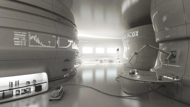 Обои для рабочего стола скачать бесплатно - SCI-FI Научная-фантастика