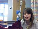 Claire explains cystic fibrosis