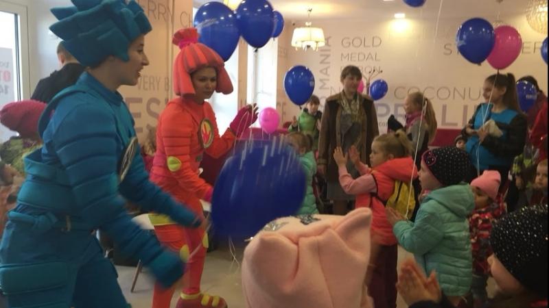 В Ногинске открылось новое кафе мороженое Баскин Роббинс