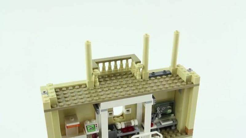 [Brick Builder] Lego Jurassic World 75930 Indoraptor Rampage at Lockwood Estate - Lego Speed build