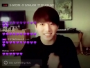 Jungkook's precious reaction when armys spammed the comment section with purple hearts is mp4
