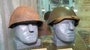 Выставка шлемов времён Великой Отечественной войны в Бийске Будни 17 12 18г Бийское телевидение