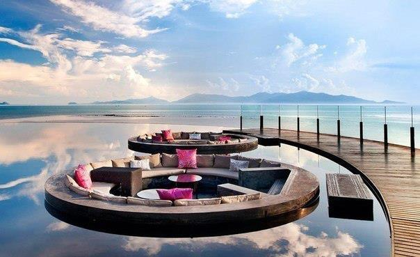 Райский уголок на Самуи, Таиланд