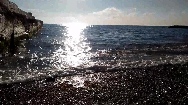 Ялта,закрытие купального сезона,03.10.18. 8ч.25мин.
