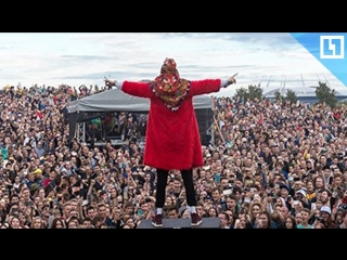 Big Russian Boss и Катя Clapp на VK Fest 2018