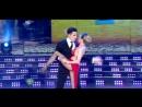 ¡El Tango perfecto Gisela Bernal le sacó viruta al piso