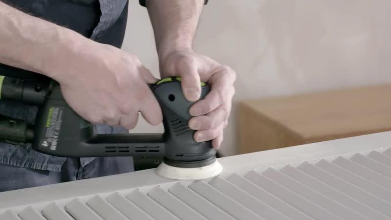Эксцентриковая шлифовальная машинка с редуктором - ROTEX RO 90 DX - RO 125 - RO 150 - Festool