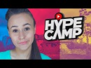 Визитка для HypeCamp / Виктория Матюк