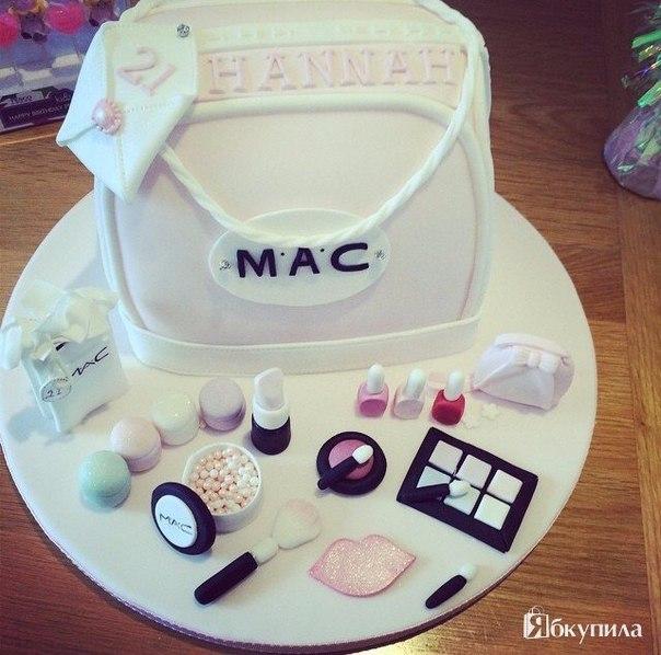 Тортик для модницы