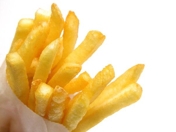 Почему люди любят картофель фри?